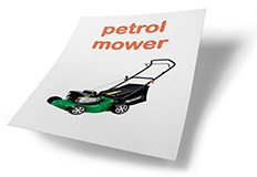 petrolmower