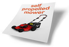 self-propelled