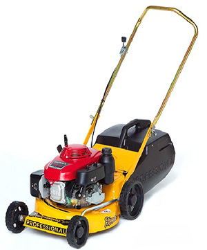 Professional Hi Vac Rotary Petrol Mower Diffe Engine Options